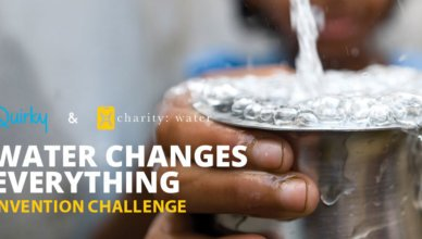 Water Changes everything invention challenge