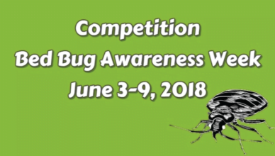 Bed Bug Awareness Week 2018