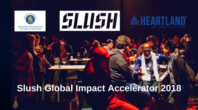 Slush Global Impact Accelerator 2018