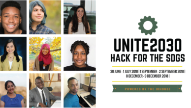 UNITE 2030: Hack for the SDGs