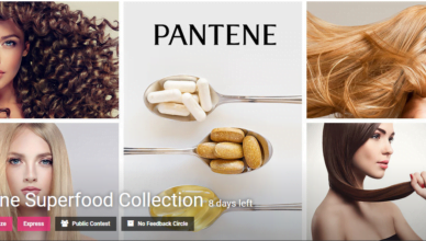Pantene Superfood Collection Challenge