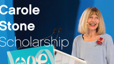 Carole Stone Foundation Scholarship