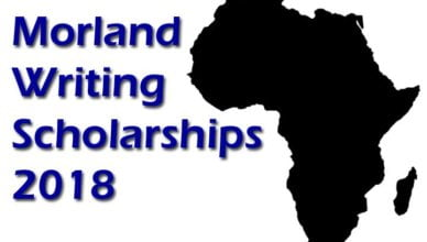 Morland Writing Scholarship