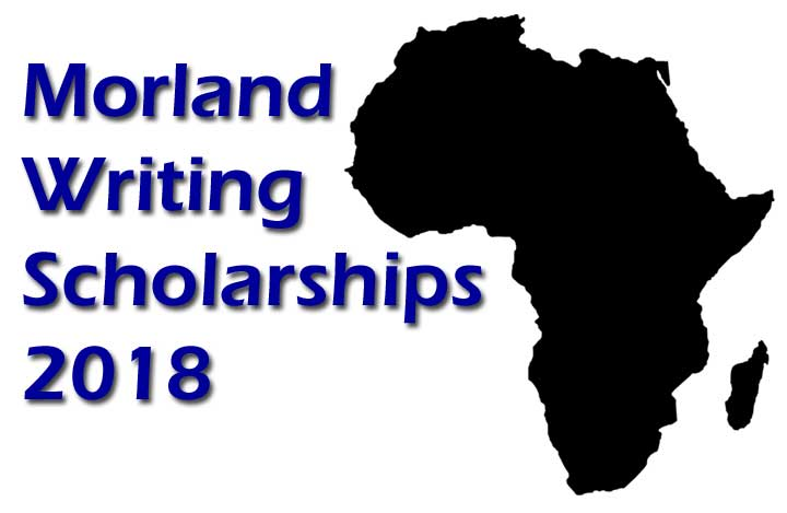 Morland Writing Scholarship