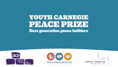 Next Generation Peacebuilders Video Contest