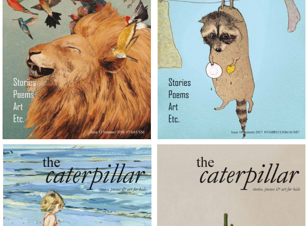 The Caterpillar Story for Children Prize