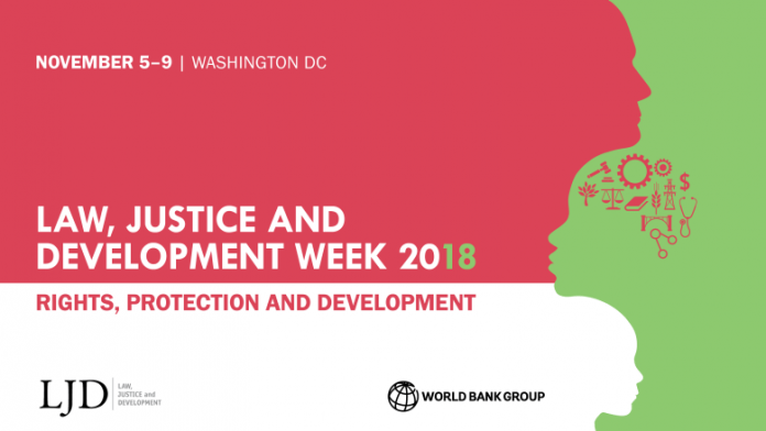 World Bank LJD Week 2018 Law Student Contest for Development Solutions