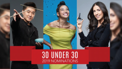 Forbes 30 Under 30 Asia Nominations