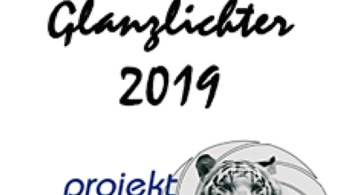 International Competition of Nature Photography Glanzlichter