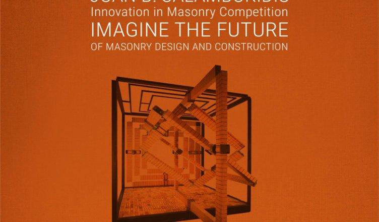 Joan B. Calambokidis Innovation in Masonry Competition