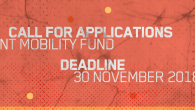 ART Mobility Fund for Organisations, Groups and Companies 2019