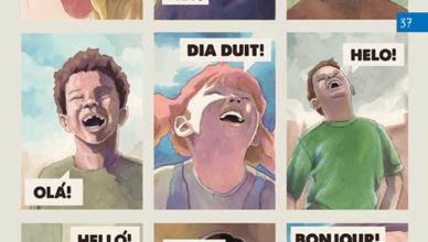 """Animate Europe 2019: Europe+"" International Comics Competition"