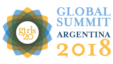 Apply for Girls 20 Global Summit 2019