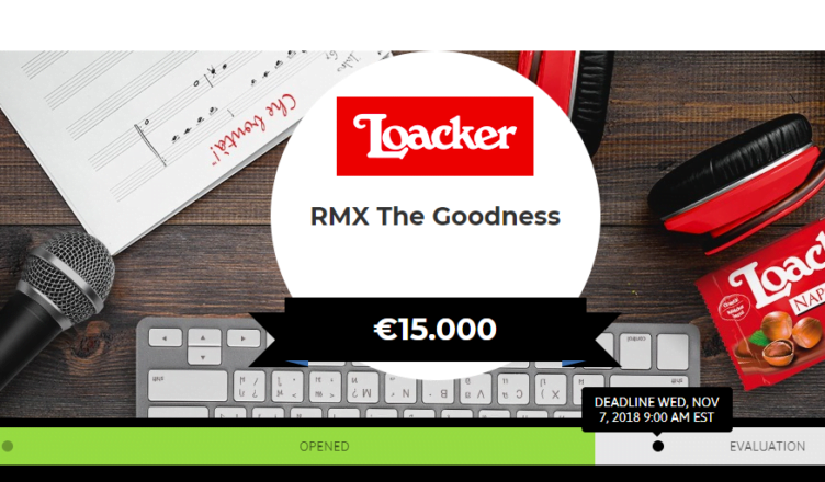 RMX The Goodness contest