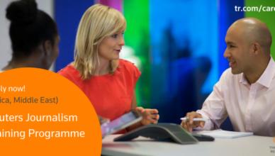 Reuters Journalism Training Program for EMEA 2019