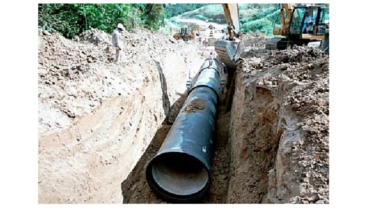 Tracking of Underground Ductile Iron Pipelines contest
