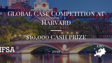 Global Case Competition at Harvard 2019