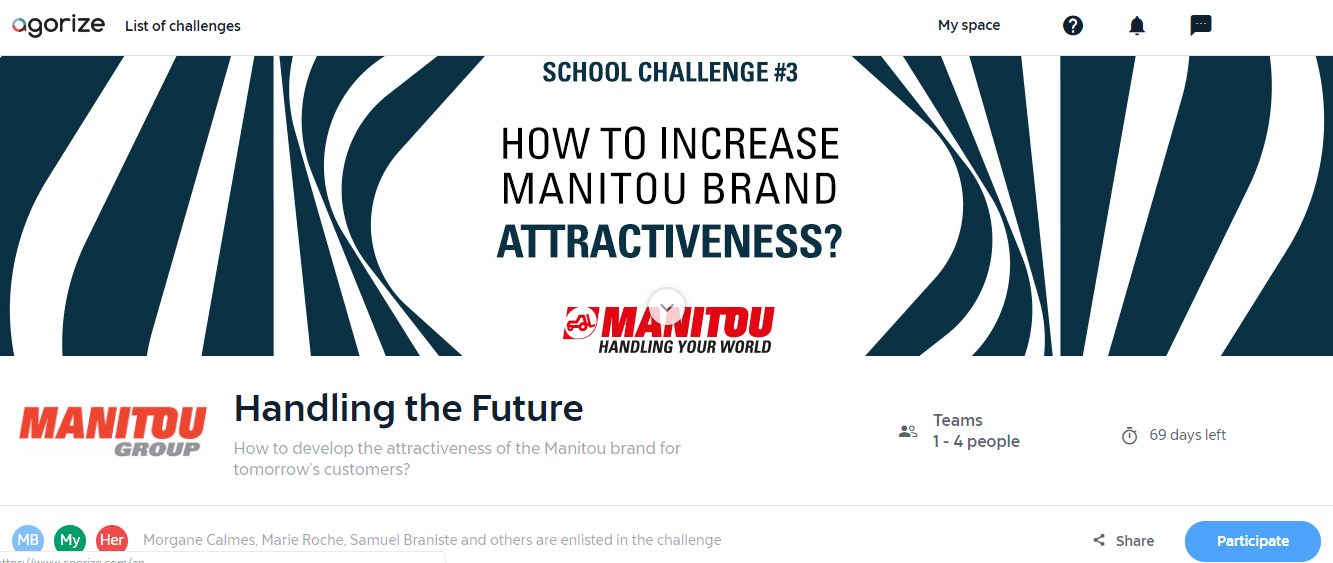 Handling the Future competition