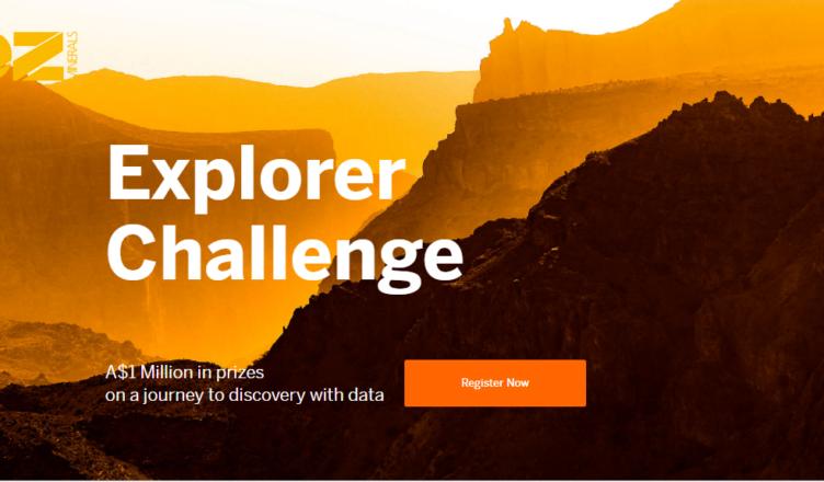 OZ Minerals Explorer Challenge