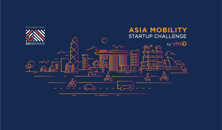 Asia Mobility Startup Challenge by Via iD