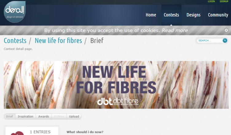 New life for fibres challenge