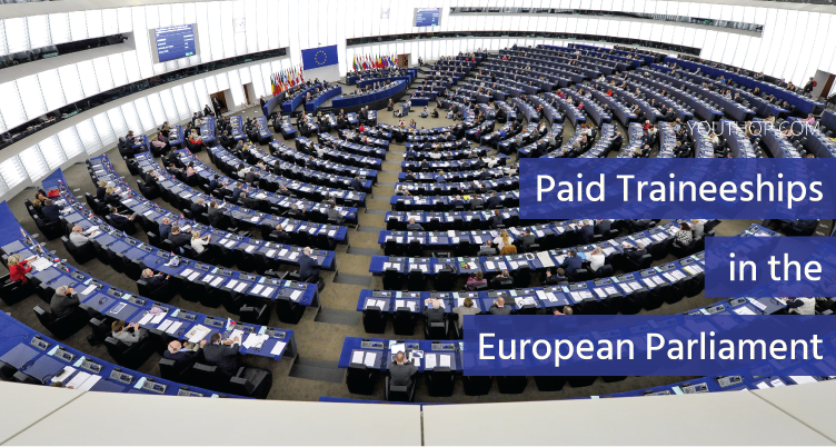 Schuman Traineeships in the European Parliament