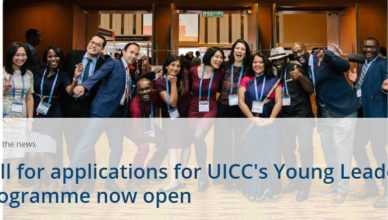 UICC's Young Leaders Programme
