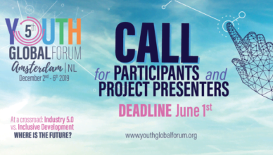Youth Global Forum in Netherlands
