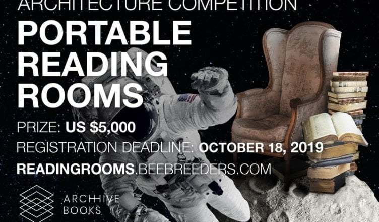 Archhive-Books' Portable Reading Rooms competition