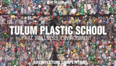 TULUM PLASTIC SCHOOL: Art, Wellness, Environment competition