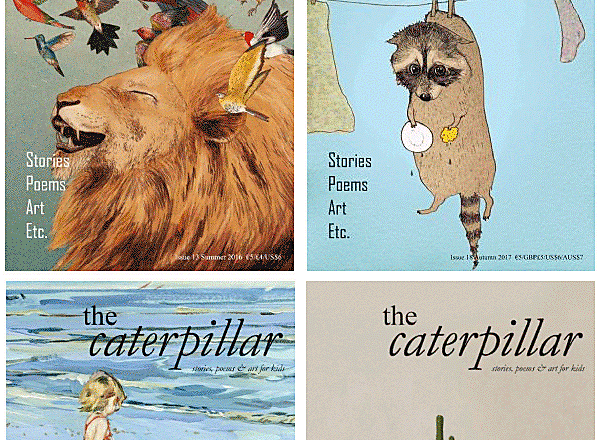 The Caterpillar Story for Children Prize 2019