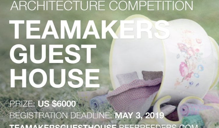 The Teamakers Guest House competition