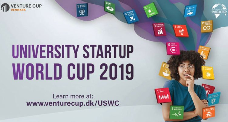 University Startup World Cup in Copenhagen