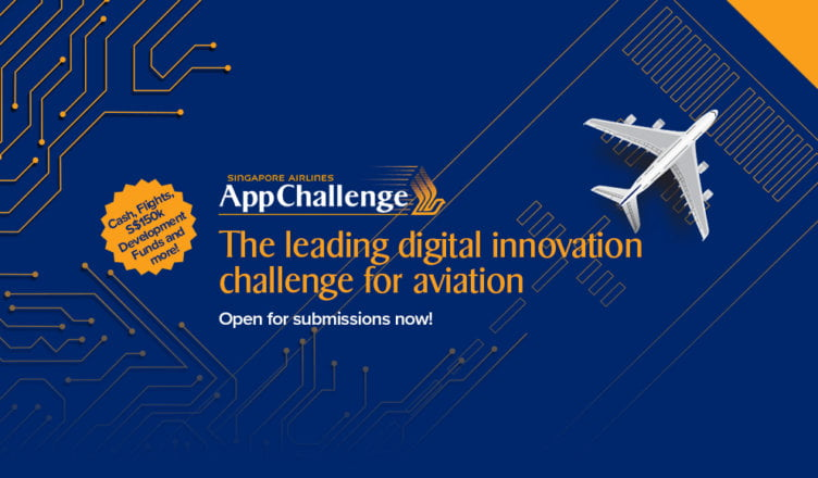 Agorize Singapore Airlines AppChallenge 2019