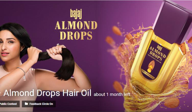 Bajaj – Almond Drops Hair Oil Challenge