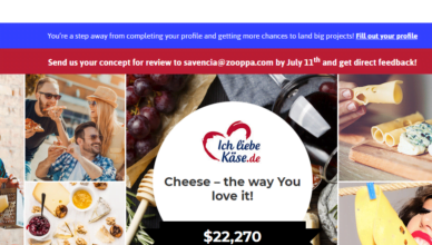 Cheese – the way You love it challenge