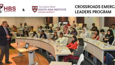 Harvard University Lakshmi Mittal SAI Crossroads