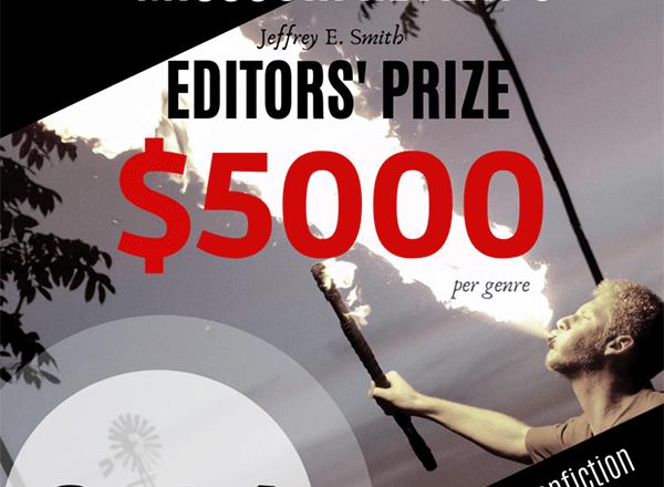 29th Annual Jeffrey E. Smith Editors' Prize