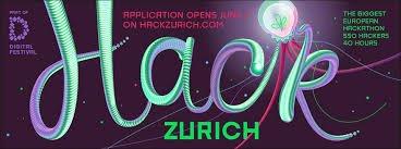 6th edition of HackZurich challenge