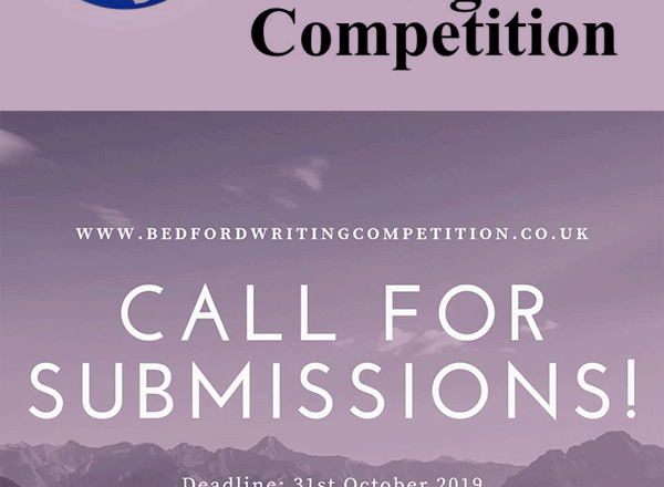 Bedford International Short Story and Poetry Competitions 2019