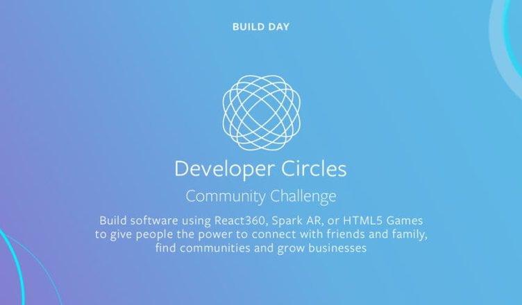 Facebook Developer Circles Community Challenge