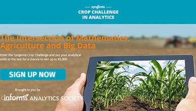 Syngenta Crop Challenge 2020