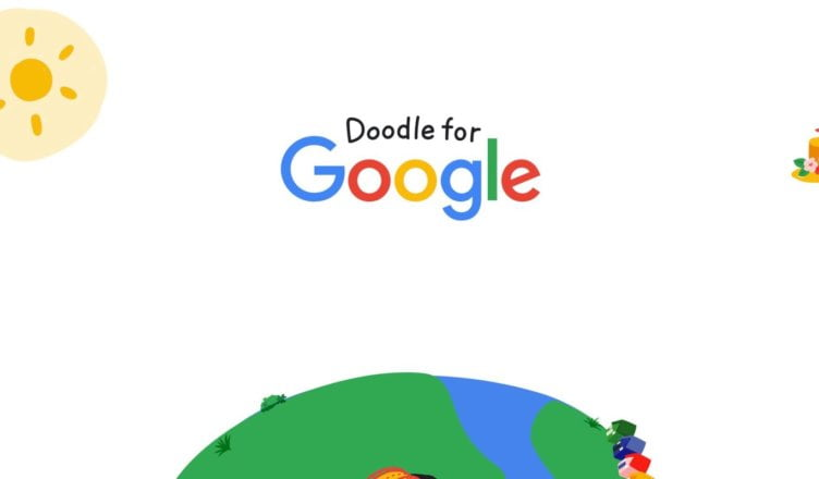 The 2019 Doodle for Google competition