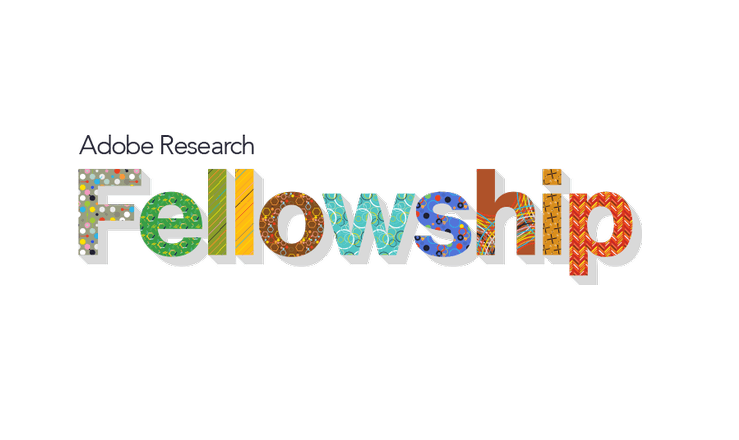 Adobe Research Fellowship Program 2020 for Graduate Students