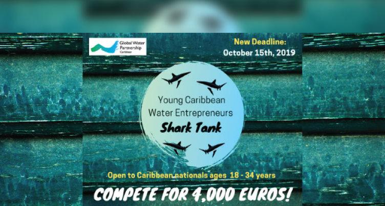 Caribbean Water Entrepreneurs Shark Tank Competition