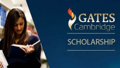 Gates Cambridge Scholarship Programme 2020 to study in the United Kingdom