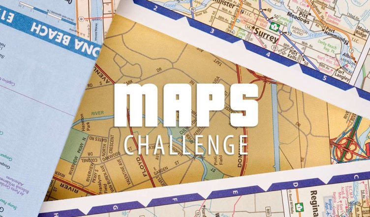 Instructables maps Challenge