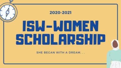 International Women Scholarship