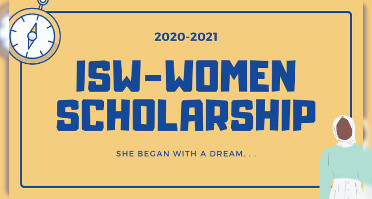 International Women Scholarship