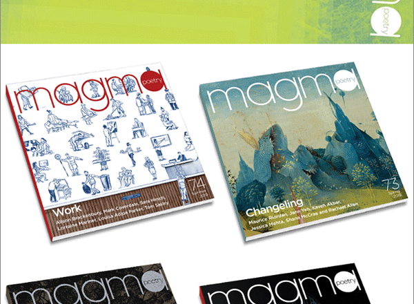 Magma 2019/20 Poetry